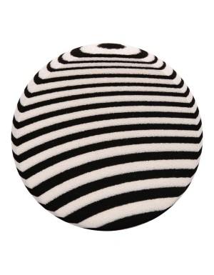 پد بزرگ دایره ای سفید/مشکی گلدن فیشر
