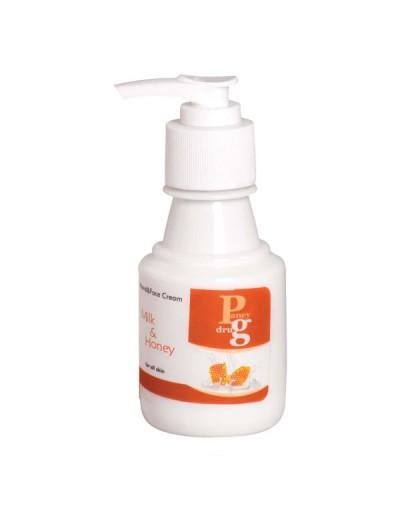کرم نرم کننده پانی دراگ عصاره شیر و عسل